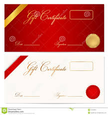 Free Voucher Design Template gift certificate background Ninjaturtletechrepairsco 1