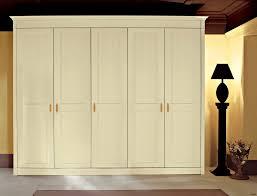 Free Standing Closet With Doors Storage Wardrobe | Unicareplus