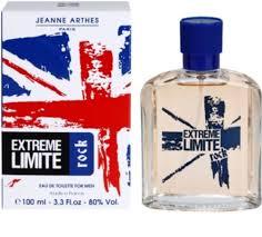 <b>Jeanne Arthes Extreme</b> Limite Rock Eau de- Buy Online in ...