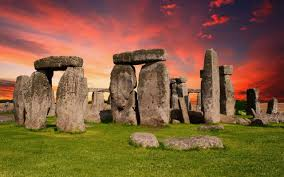 Work began in the late neolithic age, around 3000 bc. Stonehenge Stones Did Not Come Via The Sea New Study Suggests
