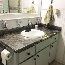 paint bathroom countertop sigurgeir sólmundsson