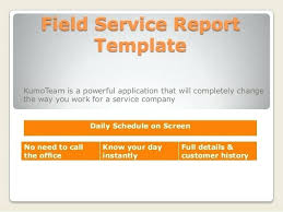 Excel Temp Service Field Service Report Template Vehicle Excel To Sample Free