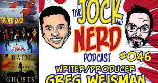 PODCAST: Jock And Nerd Episode 46 - Young Justice Producer Greg Weisman   A  Place to Hang Your Cape
