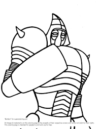 Small Picture Real Steel Noisy Boy coloring page Free Printable Coloring Pages