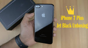 iphone 7 plus black unboxing. iphone 7 plus black unboxing