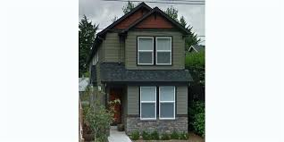 narrow lot houses set house front color elevation view for narrow lot house plans small lot