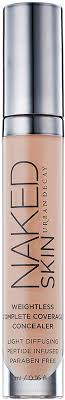 <b>Urban</b> Decay Naked Skin Weightless Complete Coverage <b>Concealer</b>