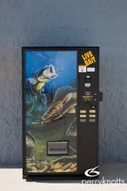 Bait Vending Machine Awesome Live Bait Vending Machine Polk County FL Perry Knotts