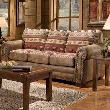 Tapestry Sofa Living Room Furniture Amazoncom American Furniture Classics Wild Horses Sofa Kitchen
