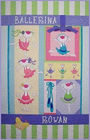 Ballerina Kitties Quilt Pattern – Amy Bradley Designs