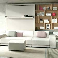 murphy bed with sofa. Murphy Bed With Couch In Front A Queen Wall . Sofa
