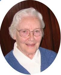 Death Notice of Sr. Maureen Layden