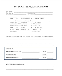 Requisition Form Example Beauteous Employee Requisition Form Template Heartimpulsarco