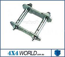 toyota landcruiser series toyota landcruiser bj70 bj73 bj74 series shackle kit front