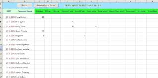 Daily Sales Report Excel Vba Excel Templates Daily Sales Report Excel Vba Open Template File