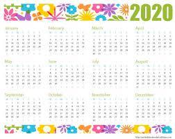 Calendars 2020 Free Free Printable Calendar 2020 Printable Calendar Template