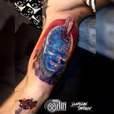 Colorfull Yondu Udonta Tattoo From Marvel Movies By Vladislav
