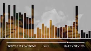 City Lights Ringtone Harry Styles Lights Up Ringtone Download Now
