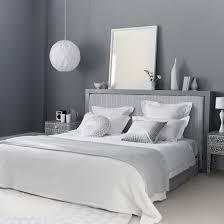 Image Bed White And Grey Bedroom Ideas Wainscotingamericacom bedroom wainscoting design Pinterest White And Grey Bedroom Ideas Transforming Your Boring Room Into