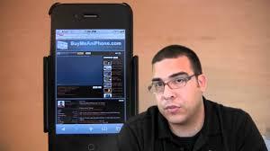 iphone tip scrolling through frames