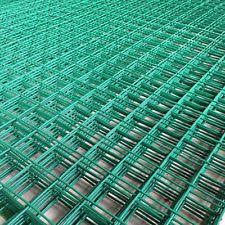 wire garden fence panels. Perfect Fence GREEN PVC COATED MESH WIRE FENCING PANEL LARGE GARDEN OUTDOOR 18M X 09M For Wire Garden Fence Panels G