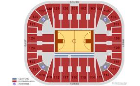 Tickets Seating Eaglebankarena