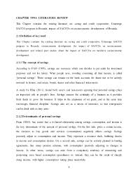 impacts of umurenge sacco programme on socioeconomic development of r  19