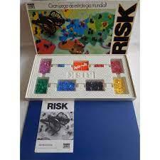 Más de 500.000 clientes confían en nosotros como tienda de juguetes de referencia. Juego De Mesa Risk De Parker Anos 80