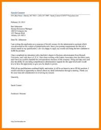 Sample Letter Job Vacancy Tomyumtumweb Com