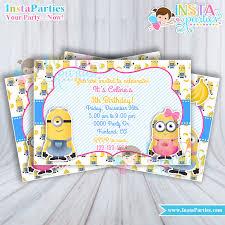 Minions Centerpieces Birthday Party Minion Centerpiece Pink