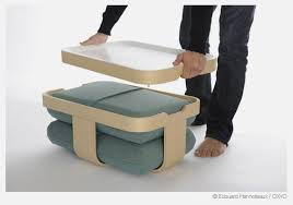 functional furniture design. opening modern and functional furniture with several transformations design a