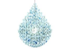 chandelier made from plastic bottles a stunning chandelier made from recycled plastic bottles picture diy chandelier