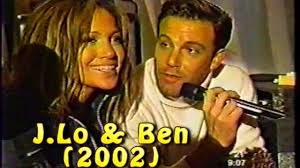 While jen hasn't directly talked about her rekindled romance with ben — whom she was engaged to from 2002 to 2004 — she has hinted at it in several recent interviews. J Lo Ben Affleck Interview Answer Marriage Questions 2002 Youtube