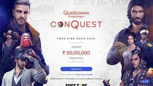 snapdragon conquest free fire open 2020