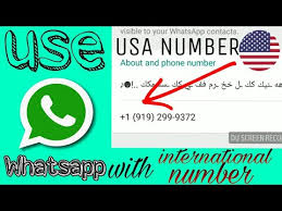 Usa uk fake International 100 canada Number~ Whatsapp With Use qAPOwqHZ