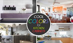 Colour For Kitchens Kitchen Cabinets The 9 Most Popular Colors To Pick From