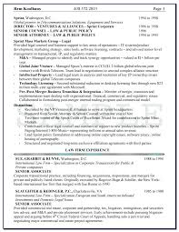 Document Review Attorney Resume Sample Resume Contract Attorney