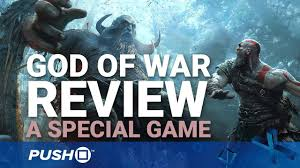 God of War PS4 Review: A Special Game ...