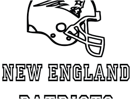 new england patriots coloring pages new england patriots football coloring pages