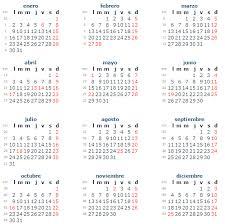 Calendario 2015 Mexico Dias Festivos Oficiales Para Imprimir