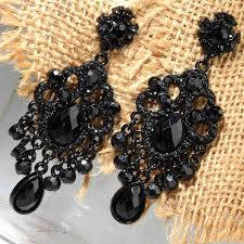 black chandelier earrings diamonds are foreverr treeuse lightingme depot modern for dining room shades