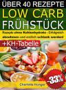 abnehmen ohne kohlenhydrate frühstück