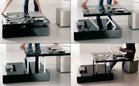 Coffee Table That Lifts Up Ozzio Flat 2. ...