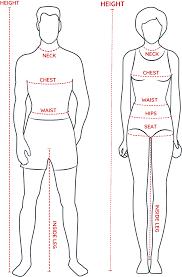 Size Chart Skanwear