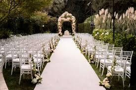 Wedding Ceremony Ideas Flower Covered Wedding Arch Inside Weddings