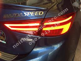 Đèn Hậu Led AUDI Cho Mazda 3