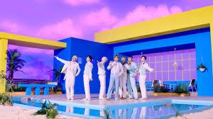 BTS (방탄소년단) 'Permission to Dance' @ ONGAKUNOHI 2021 - YouTube