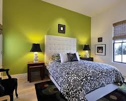 Green White And Black Bedroom Ideas 2