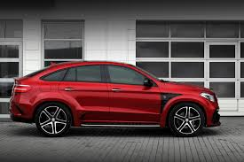 The gle450 amg coupe is the base model, while the amg gle63 s is the. Mercedes Gle 450 Amg Coupe Gets Inferno Tuning From Topcar Autoevolution