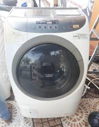 Máy giặt Panasonic NA-VR2600 giặt 9kg sấy 6kg đời 2009 - chodocu.com